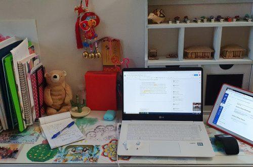 Bobo Kim Home Workspace