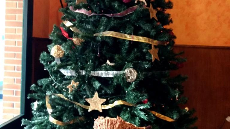 tronquito de navidad