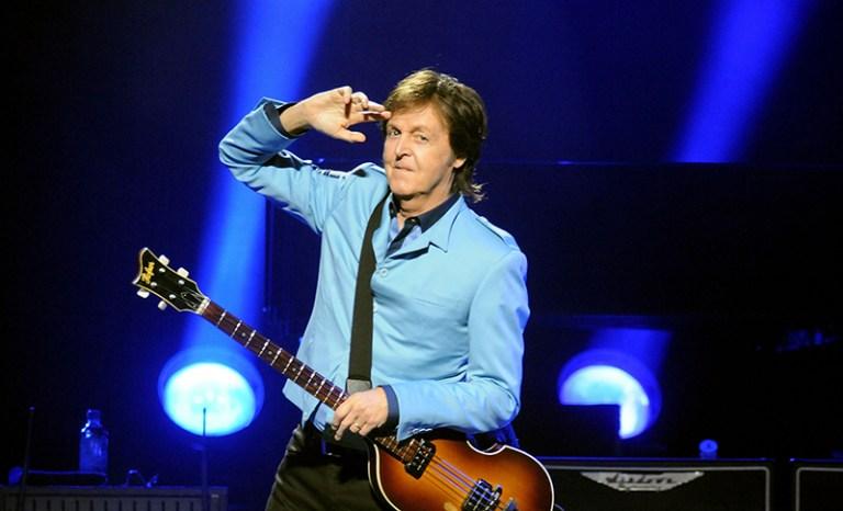 Paul McCartney confirma show em Salvador