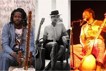 Artistas da África e Bahia