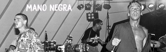 Na foto: Mano Negra, banda de rock francesa Foto: Arquivo A Tarde Data: 27/05/1992 Shows internacionais Salvador