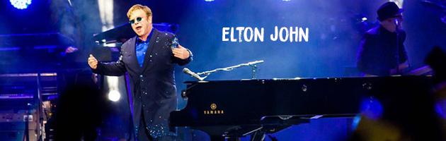 Elton john - Foto Ulisses Dumas Ag BAPRESS Divulgação