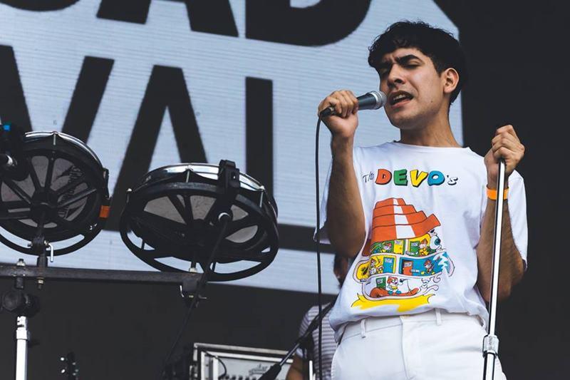 Neon Indian @ Popload Festival 2017 Foto de Fabricio Vianna
