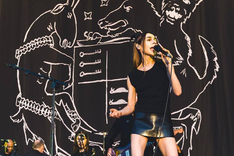 PJ Harvey @ Popload Festival 2017 Foto de Fabricio Vianna 3