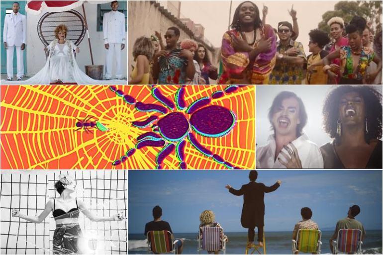 videoclipes brasileiros de 2017
