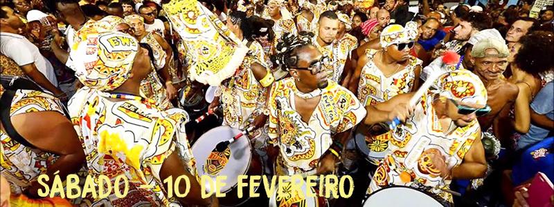 ile sabado Guia Carnaval Salvador