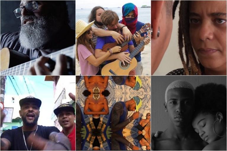 Música Bahia videoclipes