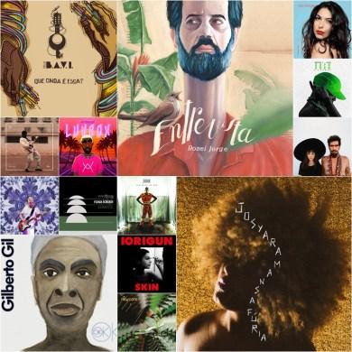 Os melhores discos baianos de 2018