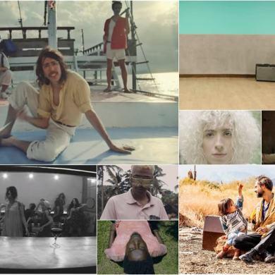 Videoclipes novidades Música Brasileira