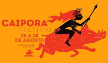 Caipora Festivais Brasil