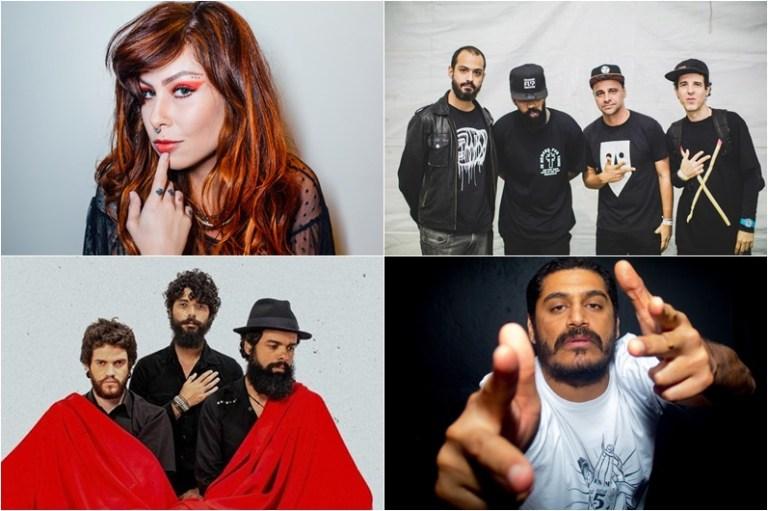 Grammy Latino Pitty BaianaSystem The Baggios Criolo Indicações
