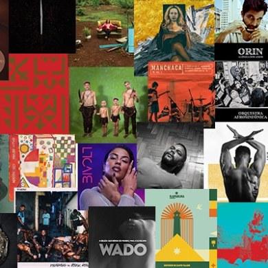 discos brasileiros 2020