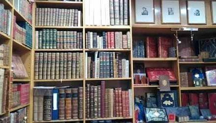 El oficio de librero de viejo con D. Guillermo Blázquez – Entrevista a Vicente Patón de McyP