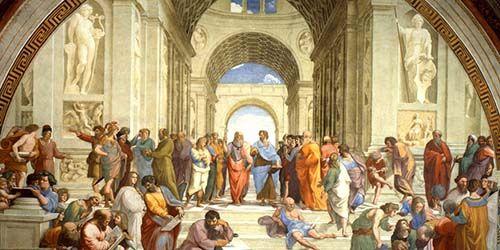 La revolución filosófica en la Antigua Grecia – Series e Historia