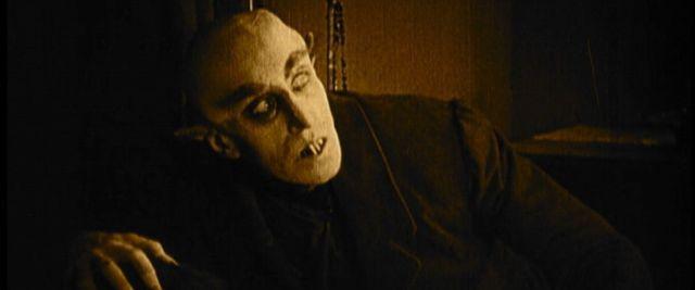 Nosferatu, de Murnau, 1922.