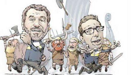 Presentación del libro: Los vikingos no tenían cuernos