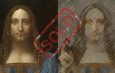 Salvator Mundi, un rockstar del arte seducido por el Black Friday