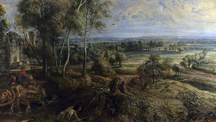 La pintura de Rubens