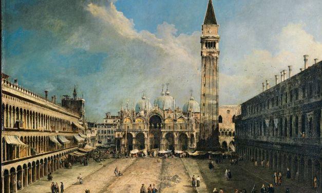 Un Canaletto será restaurado gracias al micromecenazgo