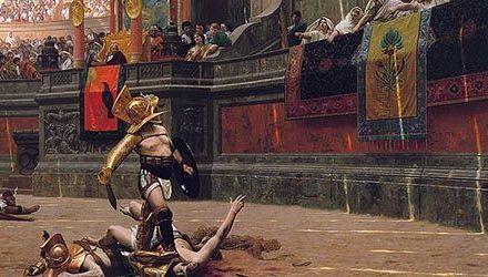 ¡Roma vincit! La época dorada del peplum
