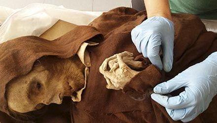 Conociendo el primer museo de momias de España