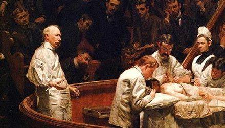 Éter, gérmenes y bisturí (El siglo de los cirujanos, Jürgen Thorwald, 1956) | Historia de la cirugía