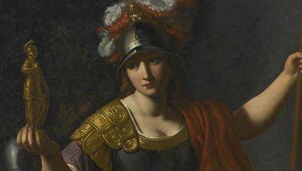 El Culto A Bellona, la diosa guerrera