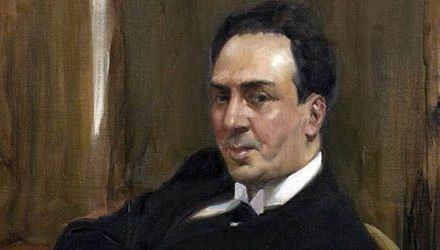 Antonio Machado, el profesor