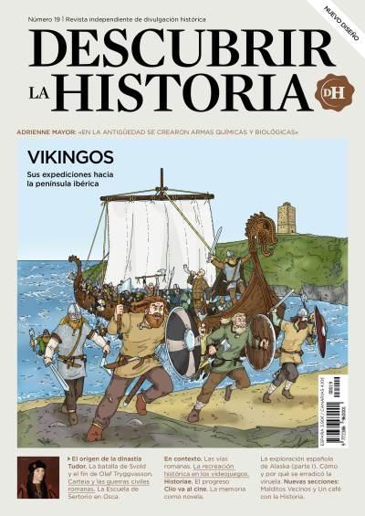 La revista aborda un capítulo de la historia vikinga
