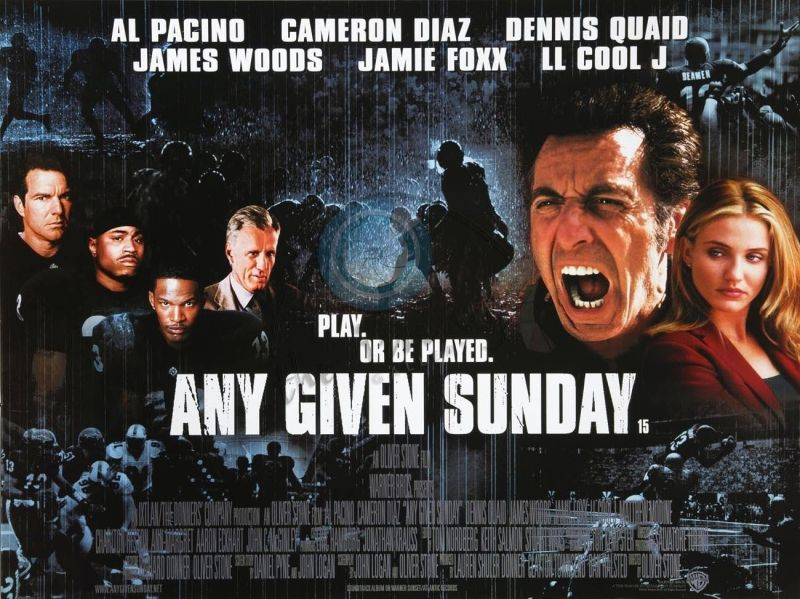 Una película que refleja el uso del deporte en el cine