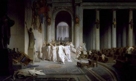 ¿Por qué asesinaron a Julio César?