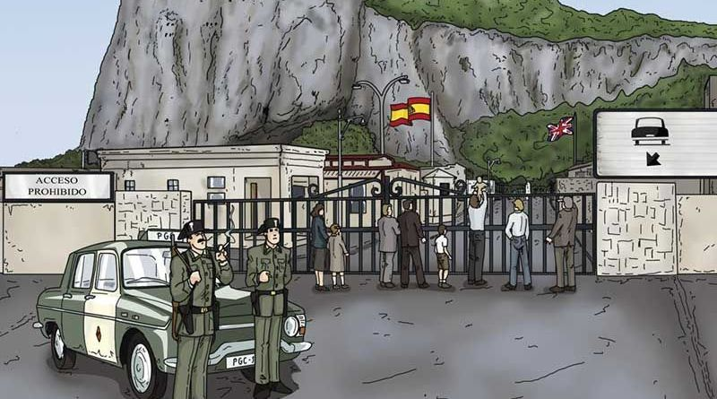 Gibraltar Historia