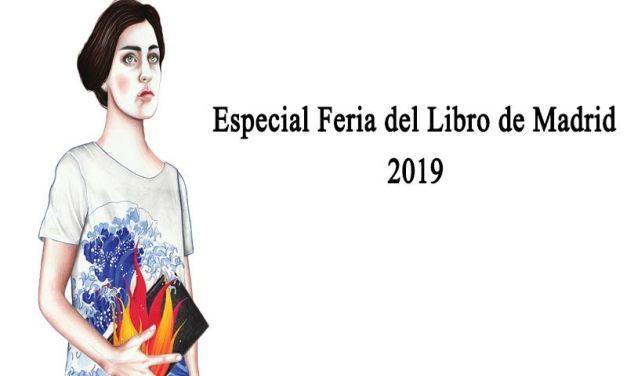 Especial Feria del libro de Madrid 2019