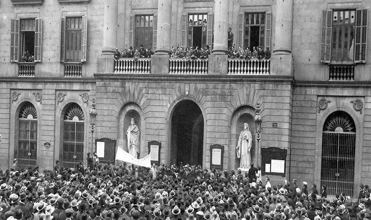 Huelga canadiense en Barcelona_Historia del Anarquismo