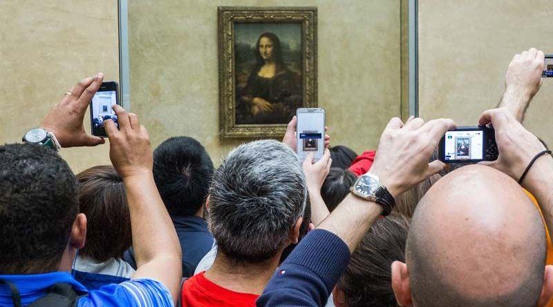 la Gioconda es un reclamo para el turismo cultural
