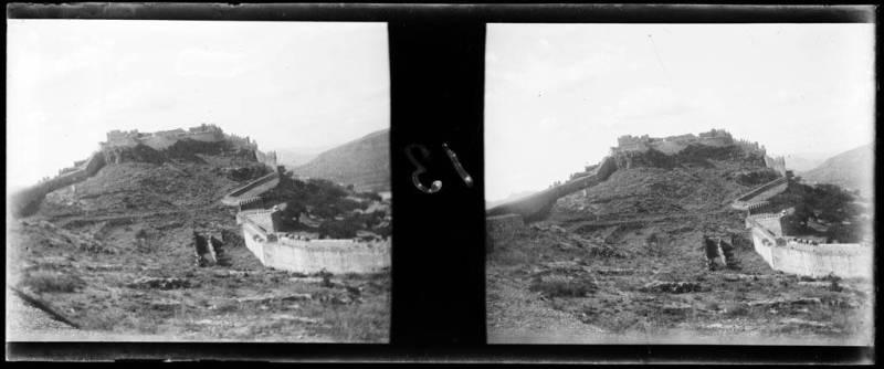 Castillo y muralla de Sagunto
