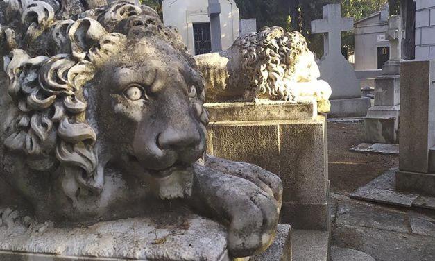 Historia de los cementerios: San Isidro