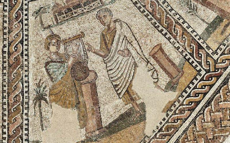 Música y musas en un mosaico – Los libros de 2020