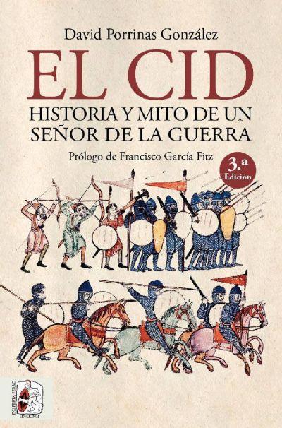 Libro del Cid de David Porrinas González