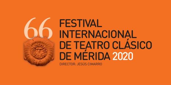 Logo del Festival de Mérida en su edición numero 66