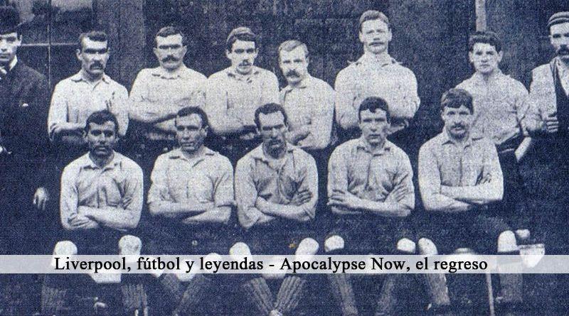 Historia del Liverpool