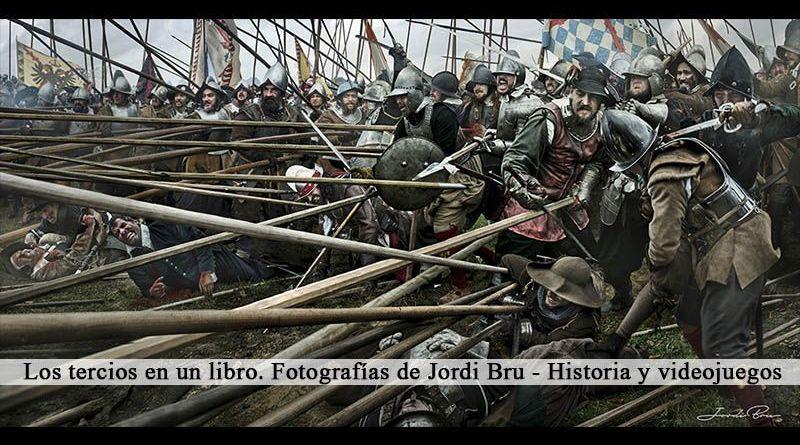Los tercios de Jordi Bru en Desperta Ferro