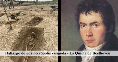 Nos hacemos eco del hallazgo de una necrópolis visigoda en España