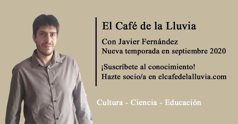 Te necesitamos en esta nueva etapa para El Café de la Lluvia