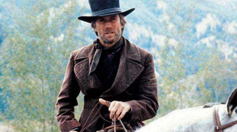 El Jinete pálido es Clint Eastwood