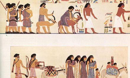 Los hicsos en el antiguo Egipto