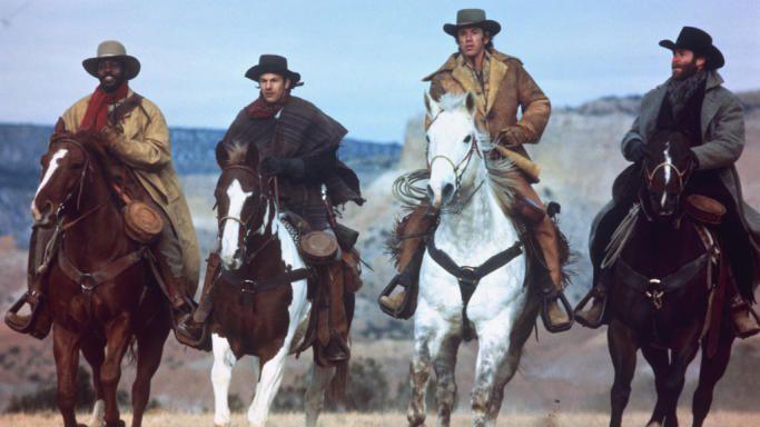 Silverado - el jinete pálido - western