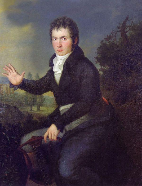 Beethoven compuso la Heroica pensando en Napoleón