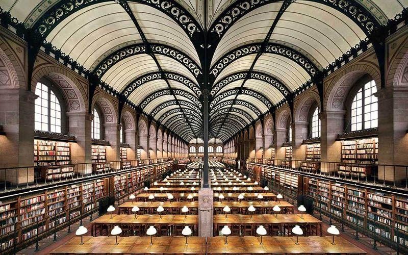 La tensión entre arquitectura e ingeniería en en el siglo XIX