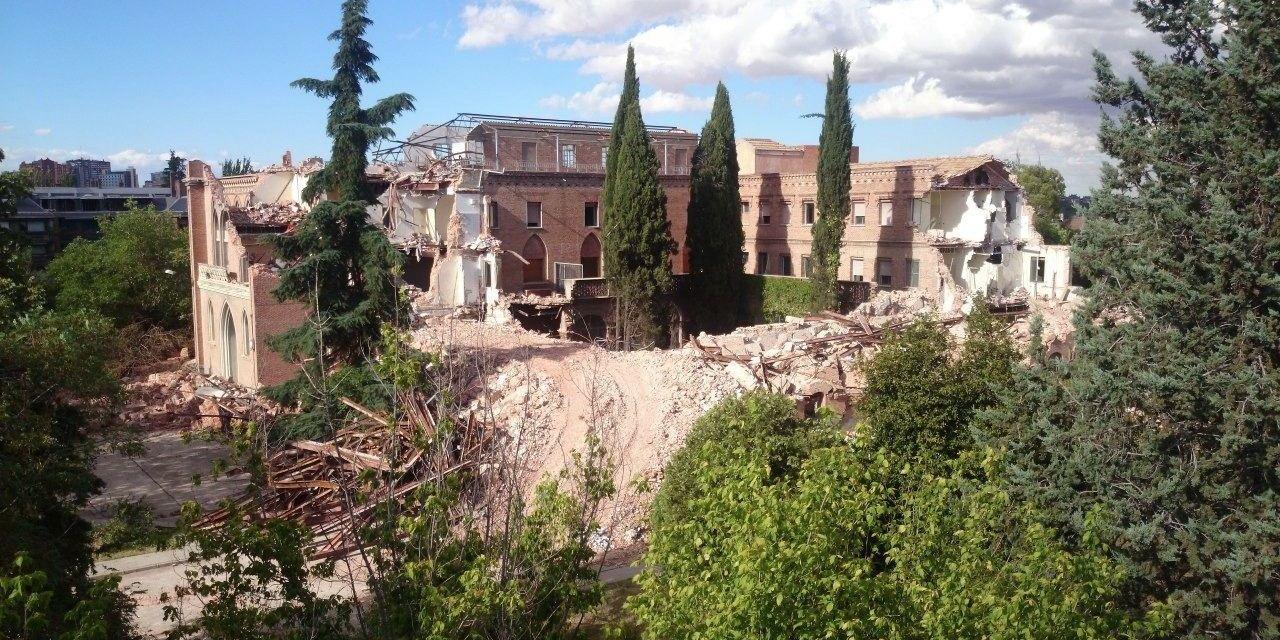 La reforma de la Ley del Suelo pone en peligro el patrimonio en Madrid